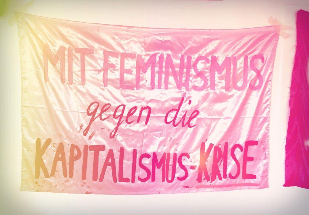 Feminismus, Antikapitalismus